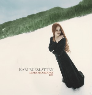 kari demo LP cover re-release front